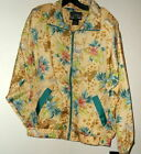 NWT ANNEX SILK PANT SUIT/ JOG SUIT JUNGLE FLOWER SIZE  M