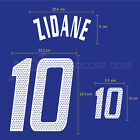 thierry henry number - France Home WORLD CUP 2002 PU Football Soccer NAME NUMBER PRINT