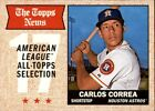 2017 TOPPS HERITAGE SERIES 1 SINGLES ----------PICK FROM LIST----------(25% OFF)