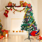 600 Branches 2.1M Artificial Christmas Tree Decor With Stand For Xmas Party