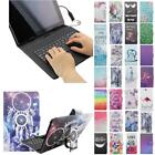 """For Google Nexus Tablet 9 8.9"""" USB Andriod Tablet Keyboard Case Cover Flip Stand"""