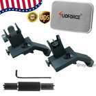 US 45 Degree Offset Rapid Transition Side Iron Sight Set /Front sight tool/Box