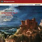 BRUCKNER:SYMPHONY NO 4 NEW VINYL RECORD