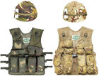 Boys Kids Army Military Soldier Camo MTP Assault Vest & Helmet Play Set Costume