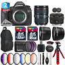Canon EOS 5DS DSLR + 24-105mm 4L IS II + 50mm f/1.4 USM + Backpack - 48GB Kit