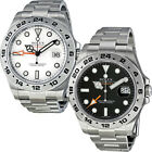 Rolex Explorer II Automatic Stainless Steel Mens Watch 216570
