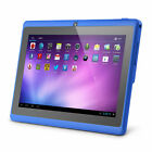 """7"""" Google Android Tablet PC 16GB WIFI Quad Core HD Dual Camera Bundle Kids Game"""