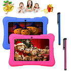 "7"" Google Android Tablet PC 16GB WIFI Quad Core HD Dual Camera Bundle Kids Game"