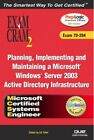 MCSE Implementing and Administering a Windows Server... by Tittel  Ed 0789729504
