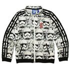 ADIDAS ORIGINALS X STAR WARS STORMTROOPER KINDER FIREBIRD JACKE JUNGEN KINDER