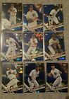 2017 Topps Chrome Sapphire Baseball Singles Detroit Tigers Pick Your Player Card