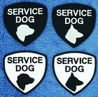 SERVICE DOG SHIELD PATCH LAB SHEPHERD 3 in Danny & LuAnns Embroidery assistance