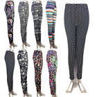 Winter Slim Skinny Leggings Pants Women Thick Warm Lined Thermal Stretchy O6611
