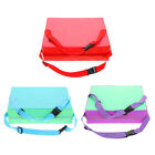 Portable Kids Dining Chair Highchair Booster Cushion Pad Soft Baby Booster Seat