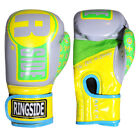 Ringside Apex Fitness Bag Boxing Gloves - Yellow/Green