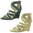 Jessica Simpson Zenolia Women's Wedge Evening Dress Sandal