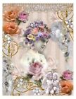 Whimsy Dust Victorian Lady Quilt Block Multi Szs FrEE ShiP WoRld Wide (W14
