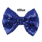 2017 Baby Girl Toddler Sequined Bow Head Wrap Bow Hair Clip Pins For Girls Gifts