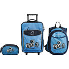 Obersee Little Kids 3 Piece Luggage Set 9 Colors