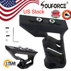 US Tactical Vertical Foregrip Angled Skeletonized Grip fit Keymod Handguard S/L