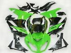Aftermarket ABS Fairing Set for Kawasaki Ninja ZX6R ZX636 09 12 Tank pad K11-G
