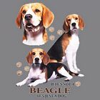 If not Beagle Just Dog Size Youth Medium to 6 X Large T Shirt Pick Your Size
