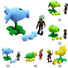 Classic Plants VS Zombies Peashooter PVC Action Figure Model Kids Game Toy Gift