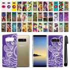"For Samsung Galaxy Note 8 N950 6.3"" HARD Protector Back Case Phone Cover + PEN"