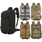 3P Outdoor Military Rucksack Tactical Backpack 30L Camping Trekking Shoulder Bag