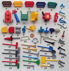 PLAYMOBIL Tools Lot/Pick & Choose $0.99 Each/Combined Shipping Available