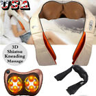 Shiatsu Deep Kneading Electric Massager Therapy for Foot Back Neck Shoulder Pain