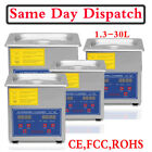 CE,FCC,ROHS Digital Ultrasonic Cleaner Ultra Sonic Bath with Cleaning Basket New