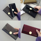 Women Travel Portable Purse Cards Holder Long Frosted Wallet Cell Pocket Bag New