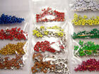 50 Eyelet Embellishments for Scrapbooks & Paper Crafts ~ Select from 13 Designs