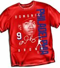 PHILADELPHIA PHILLIES SIGNATURE SERIES - Domonic Brown MENS TEE - Adult Sizes