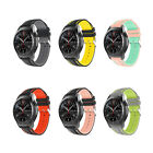 Hot Silicone Bracelet Strap Watch Band For Samsung Gear S3 Frontier/Classic 22mm