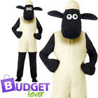 Shaun The Sheep Childs Fancy Dress Animal World Book Day Cartoon Kids Costume