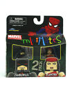 Marvel Minimates Evil Daredevil & Elektra Series Wave 38 Figures New In Box