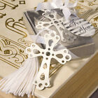 Cross Bookmarks Christening Favors First Communion Religious Party Favors