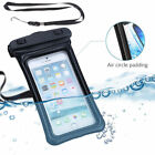 For iPhone X 7 8 6s Plus Waterproof Underwater Float Photo Case Dry Bag Pouch