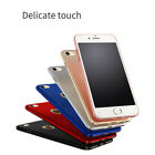 Soft Silky Full Protective Phone Cover For iPhone 6/7/8/X/6s/7s/8s/Plus/S Plus