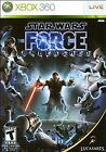 Star Wars: The Force Unleashed (Microsoft Xbox 360, 2008) NEW FACTRY SEALED
