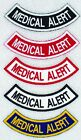 Medical Alert Rocker Patch Service Dog Assistance Therapy Support Danny LuAnn