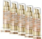 Genuine Brand New Max Factor Skin Luminizer Miracle Foundation 5 Shades 50ml