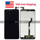 ZTE Max Duo Z963 Z963VL Z962BL Touch Digitizer Lcd Display Screen Assembly Frame