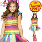 CK1094 Girls Party Pinata Birthday Fancy Dress Up Outfit Funny Game Celebration