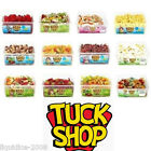 3 FULL TUBS TUCK SHOP SWEETS WHOLESALE DISCOUNT FAVOURS TREATS PARTY CANDY KIDS