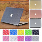"2in1 Glitter Bling Leather Shiny Case for MacBook AIR PRO 11"" 13"" 13.3""Touch Bar"