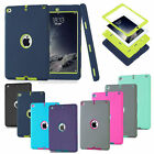 SHOCKPROOF HEAVY DUTY RUBBER CASE COVER FOR APPLE IPAD 2/3/4 MINI 1 2 3 Air 1 2