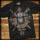 designs for t shirt - 7.62 DESIGNS DEUS VULT T SHIRT CRUSADER FOR PATRIOTS AND MEN OF ARMS  MEN'S